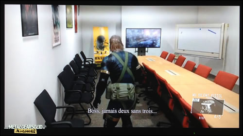 Metal Gear Solid V : Ground Zeroes aura-t-il finalement un DLC ?