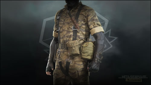 Les tenues payantes de Metal Gear Solid V : The Phantom Pain à nouveau disponibles