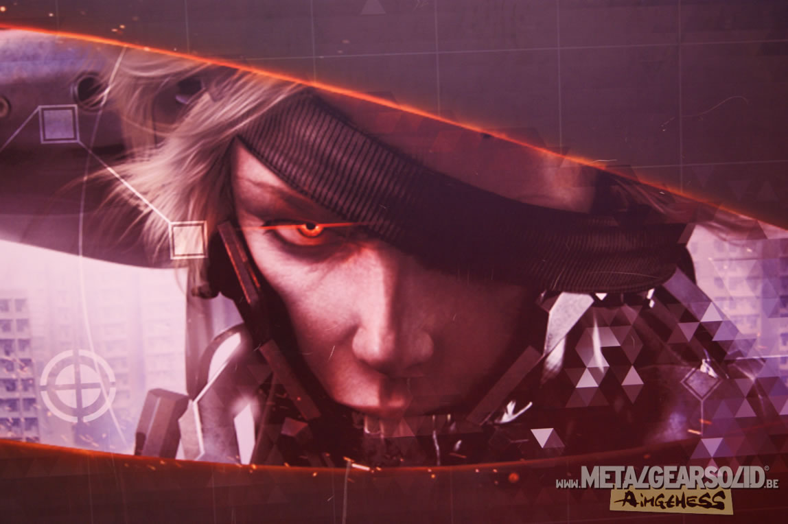 Metal Gear Rising Revengeance au Paris Games Week 2012