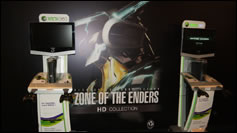 Zone of the Enders HD Collection au Paris Games Week 2012