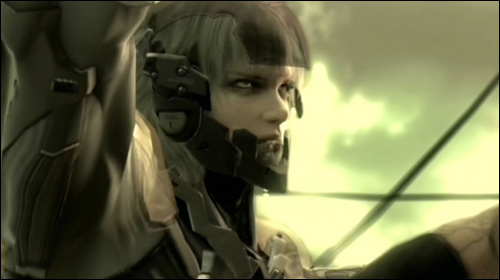 Raiden dans Metal Gear Solid 4
