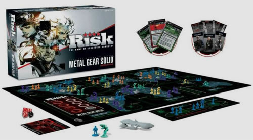 Risk : Metal Gear Solid se dévoile en images