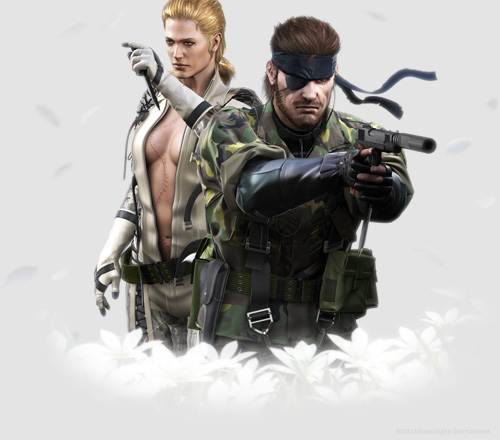 Metal Gear Solid 3 Snake Eater 3DS
